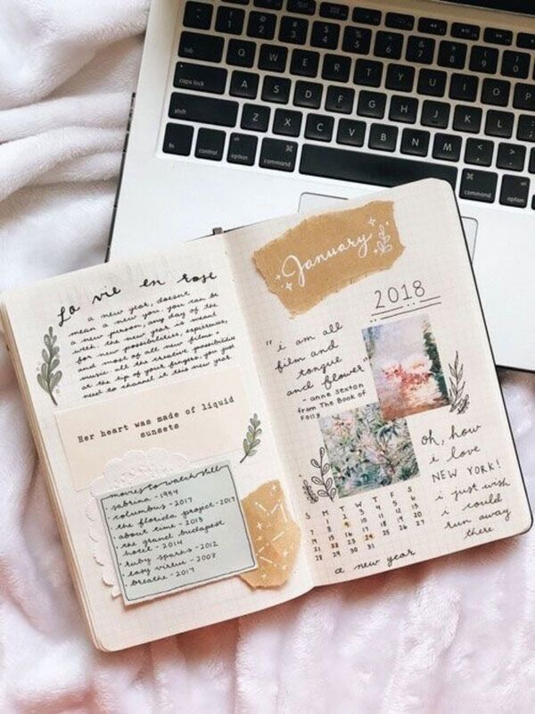 Journaling ideas and inspiration