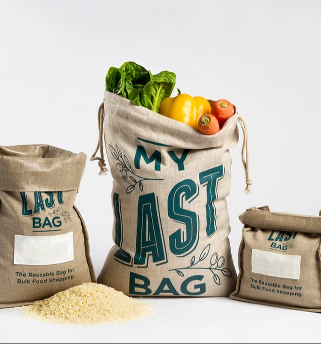 My Last Bag - reusable bulk food bags
