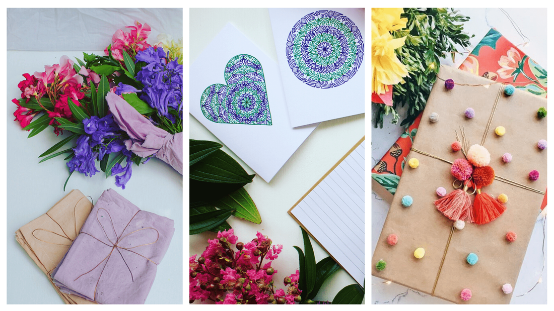 Beautiful, sustainable and ethical gift cards for International womens day