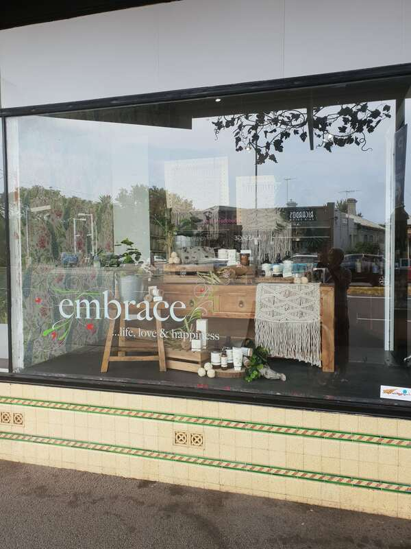 Embrace gift store in Williamstown, Melbourne