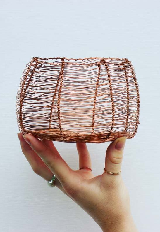Copper homewares - sustainable homewares