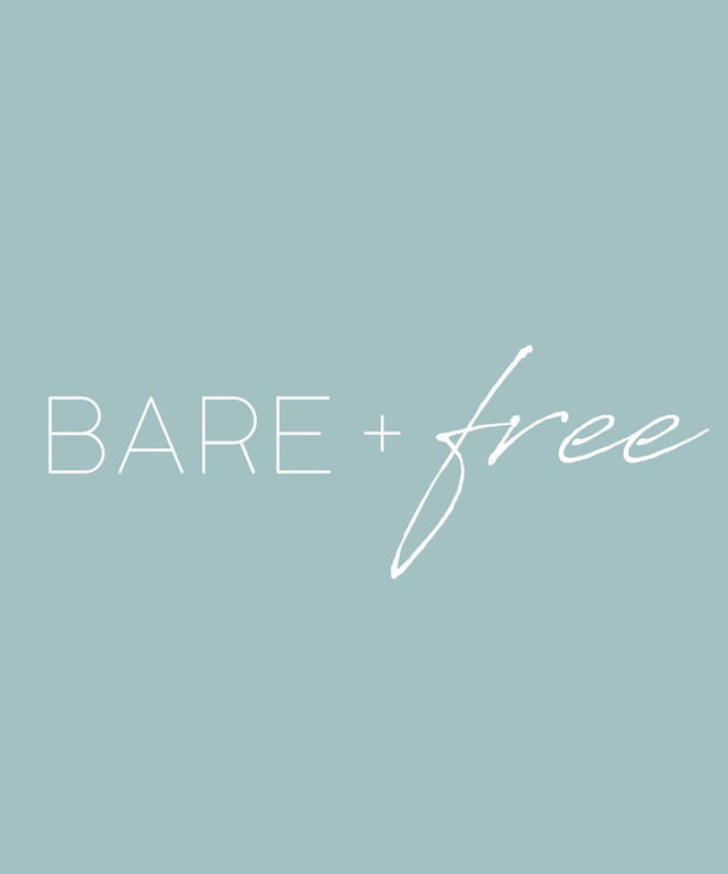 Bare and free natural deodorant