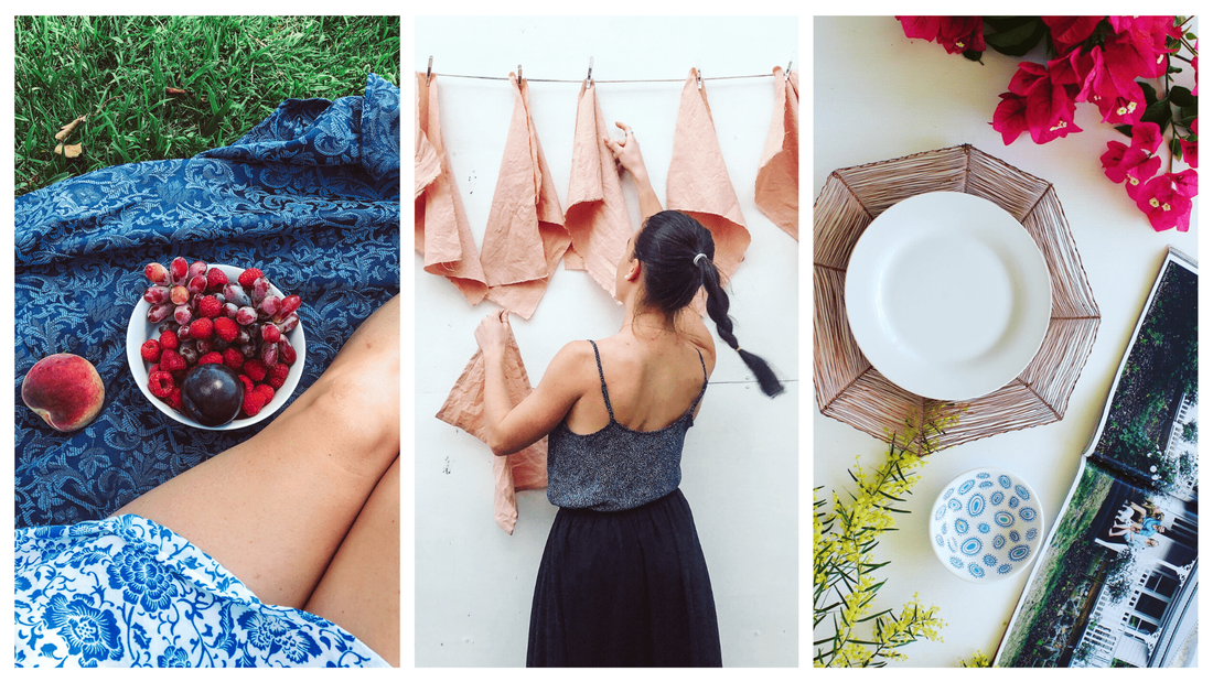 Sustainable and ethical living inspiration for women